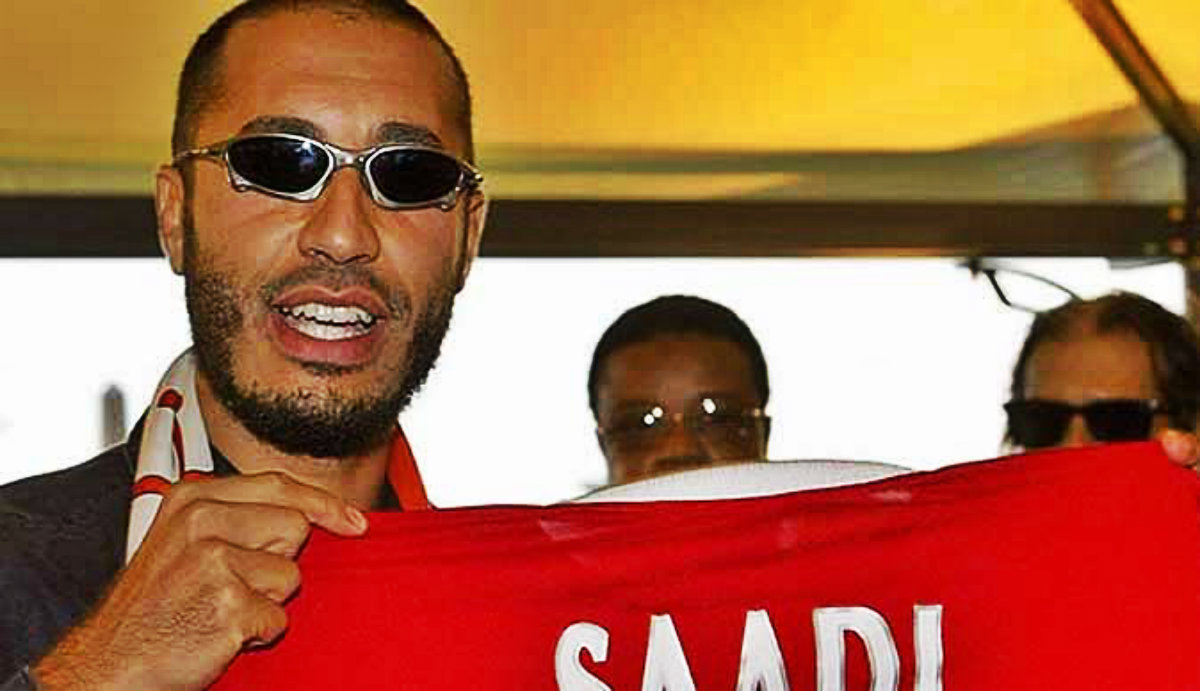 You Didnt Dream It: Gaddafi Jnr Played In Serie A