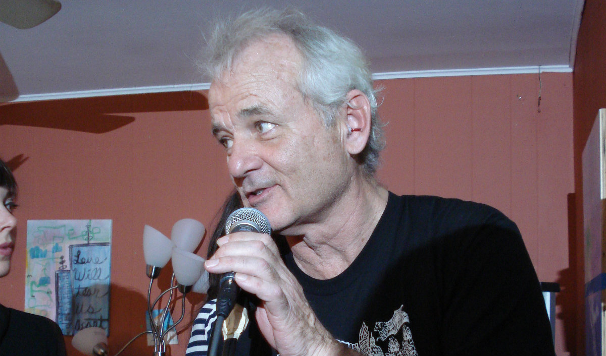 SXSW: In Search of Bill Murray