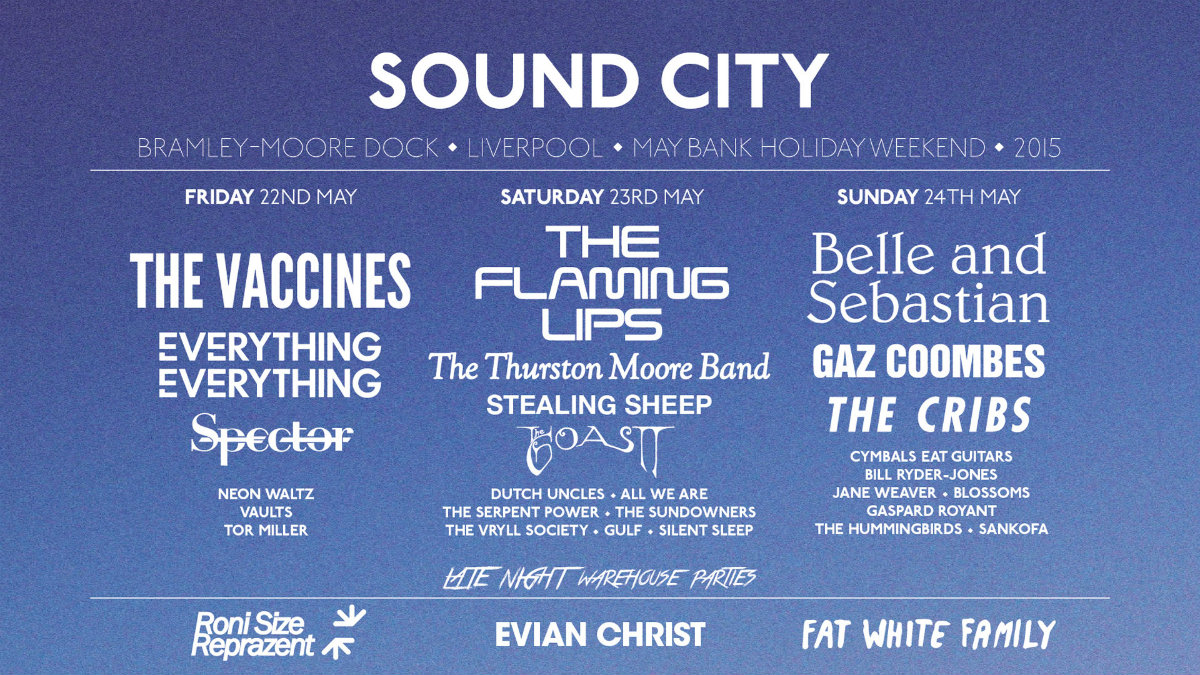 Sound City 2015: Halcyon Seven to See