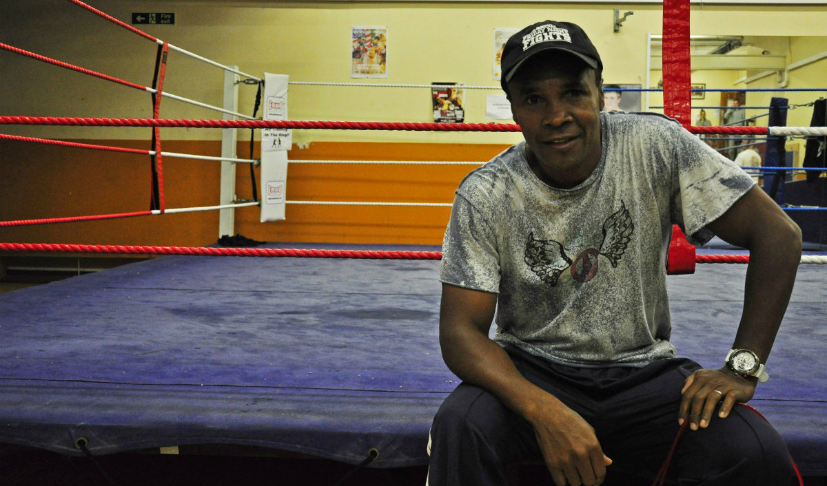 Sugar Ray Leonard: Boxing From The Bottom Up
